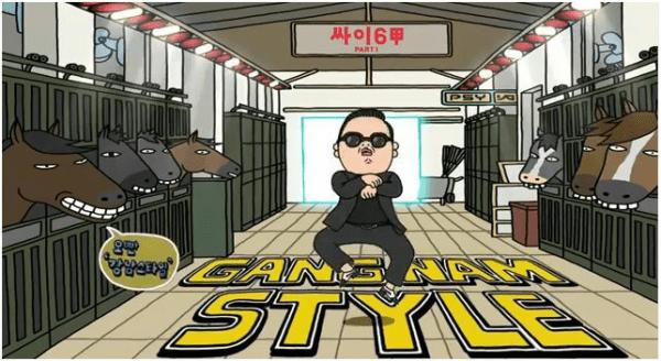 psy oppa gangnam-style
