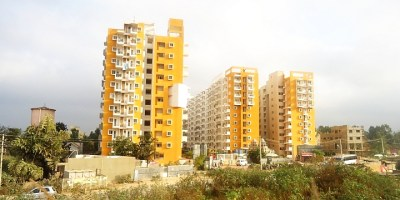 Alpine Eco Apartments at Doddanekkundi, Karthik Nagar, Bangalore