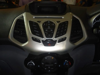 Ford Ecopsort Center Console