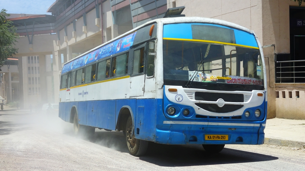 BMTC Ordinary Bus