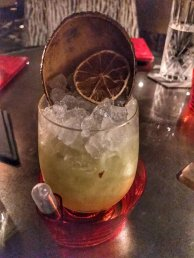 Quaglino's Glenfiddich whiskey cocktail