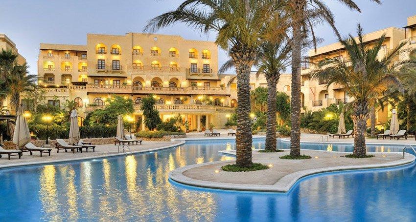 LGBT friendly honeymoon destinations Malta Kempinski San Lawrenz Optimal Wellness