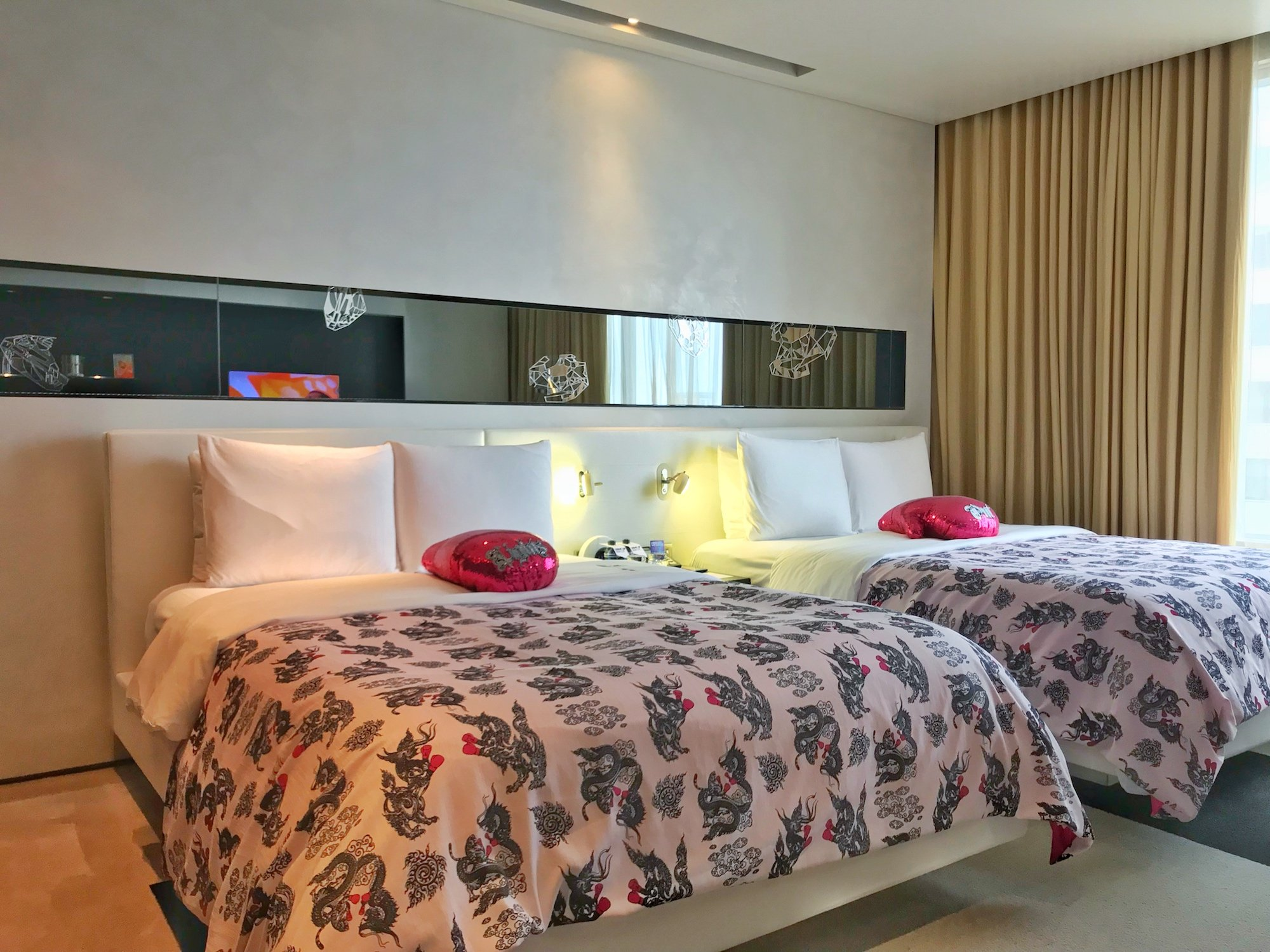 LGBT Travel Guide Bangkok W Hotel
