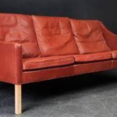 Borge Mogensen Sofa Model 2209 The Store Towson Slutpris For 3 Pers Eg Og Laeder