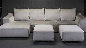 eilersen sofa baseline m chaiselong best quality brands slutpris for jens juul tre personers modulsofa pers med samt to puffer model 5