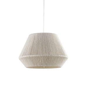lámpara cuerda natural