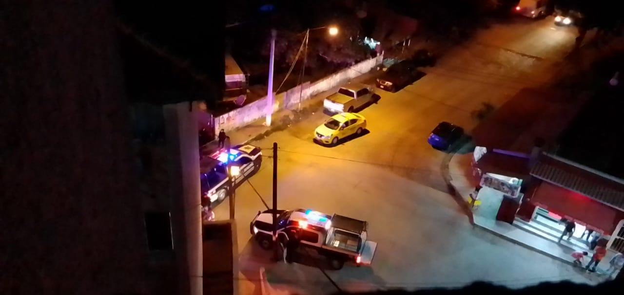 Matan a balazos a un hombre en Santiago