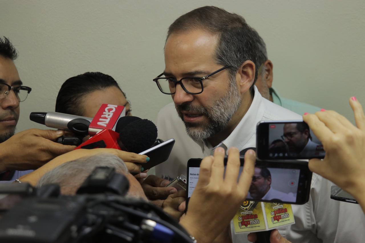 Con el trabajo coordinado, el comportamiento en materia de seguridad de Colima es favorable al promedio nacional: Gobernador