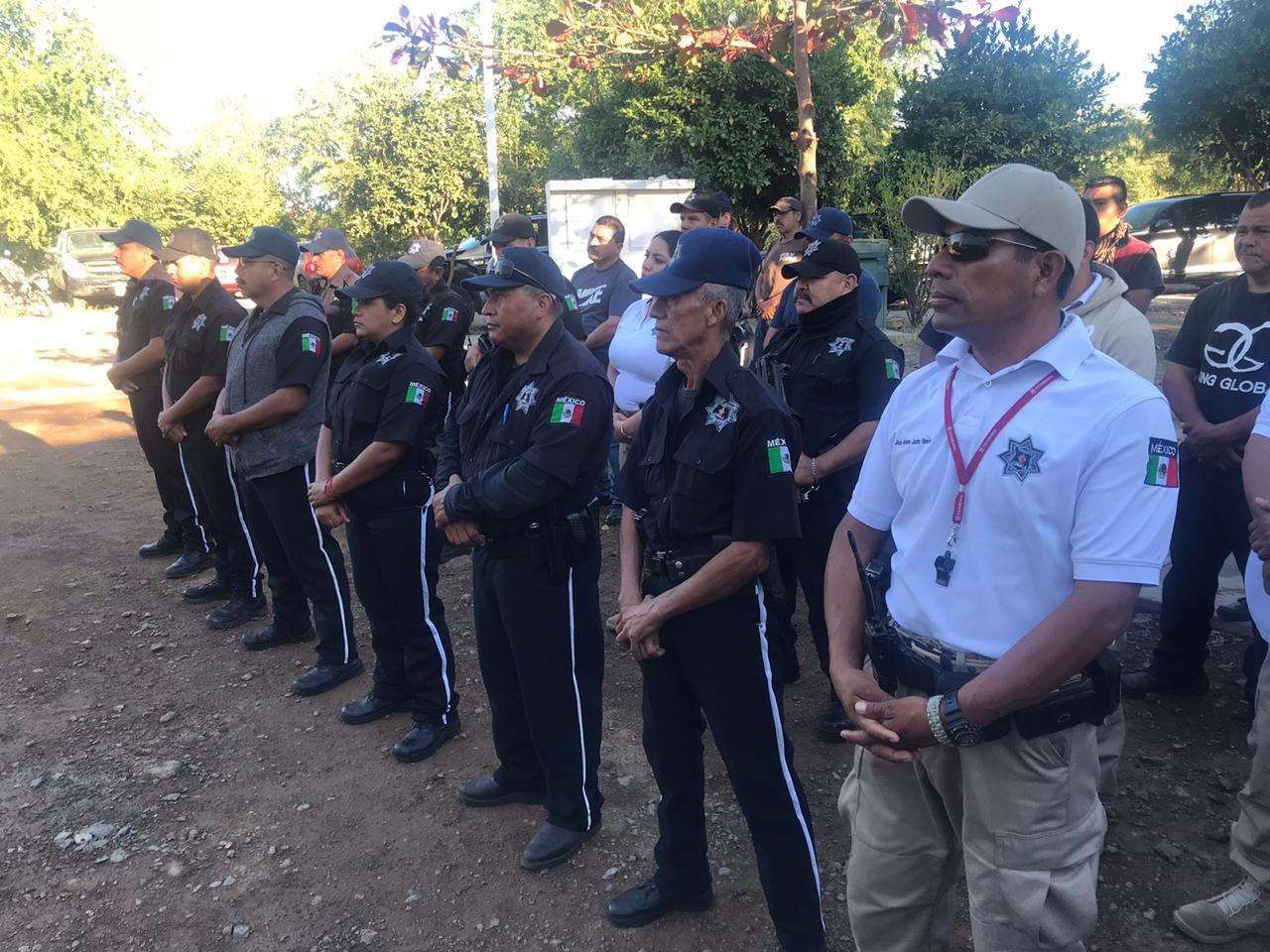 Anuncia Donaldo Zúñiga mejora salarial y laboral a policías de Comala