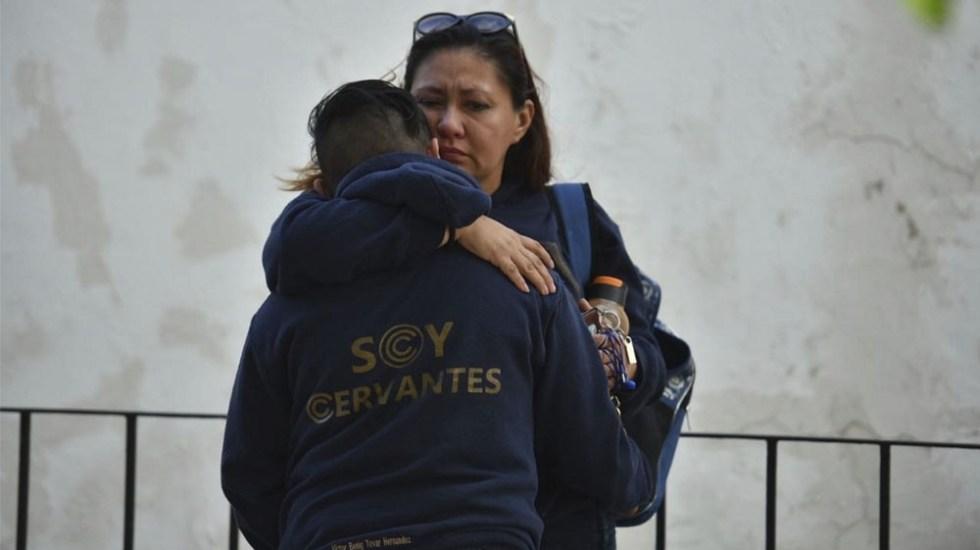 AMLO envía pésame a familias tras tiroteo en colegio de Torreón