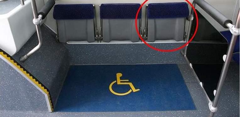 Proponen lugares exclusivos para niños en el transporte público