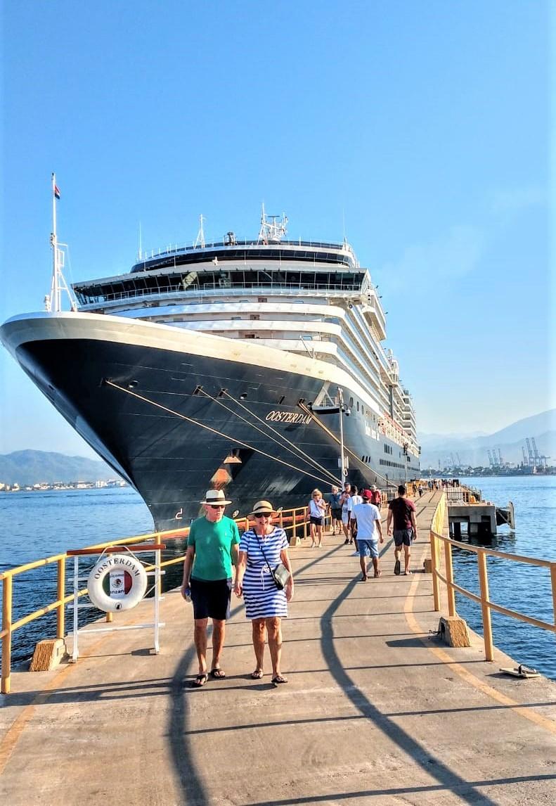 Alentador el arribo de cruceros a los destinos turísticos de México