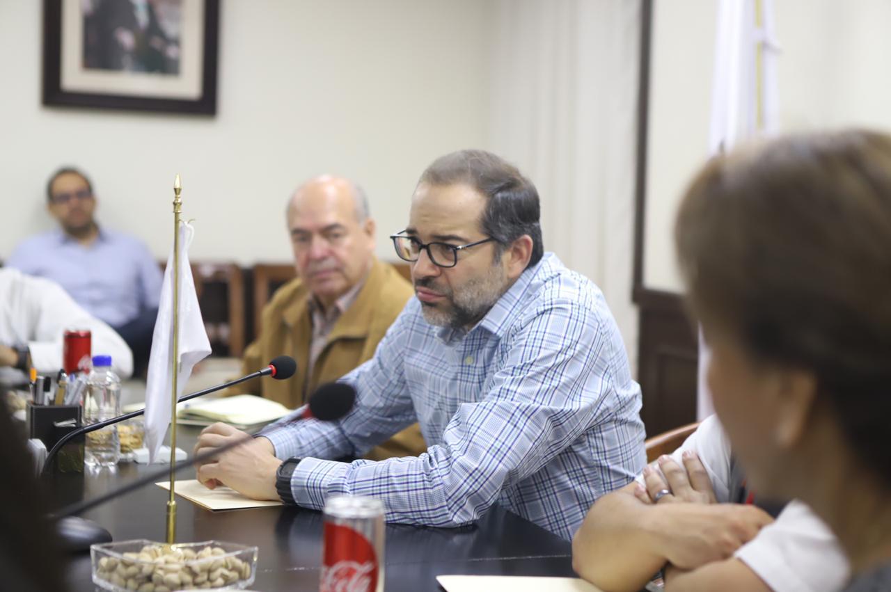 Pide Gobernador Nacho Peralta a su Gabinete continuar con política de austeridad