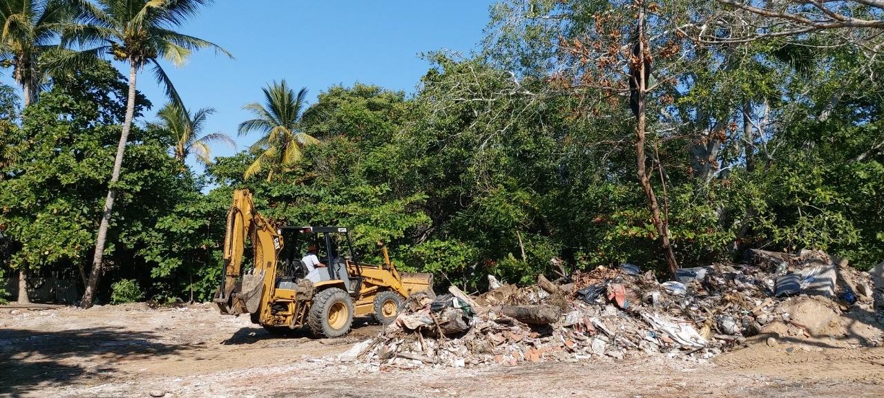 Construirá Ayuntamiento un área verde en Las Brisas