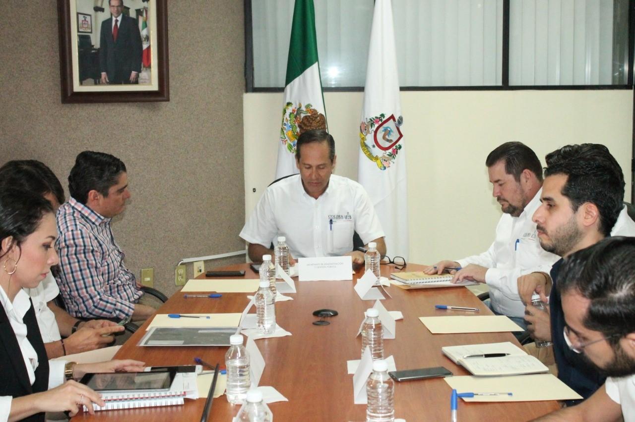 Instala Gobierno del Estado Comité de Adquisiciones