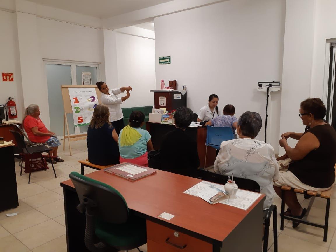 UNEME de enfermedades crónicas Colima, la mejor en el país
