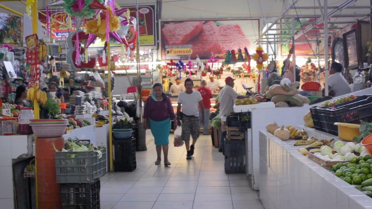 Mercado Obregón, un lugar de gran tradición colimense