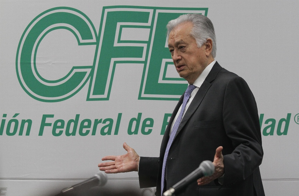 CFE admite que es falso el documento presentado para explicar apagón masivo