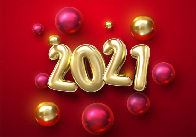 Salud, Amor y Prosperidad en este 2021
