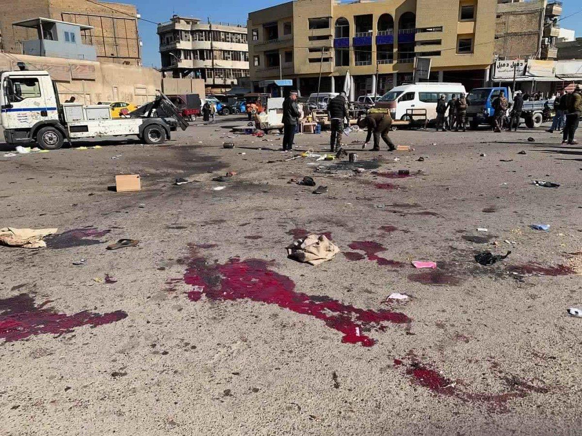 Ataque suicida en Bagdag deja saldo de 32 muertos