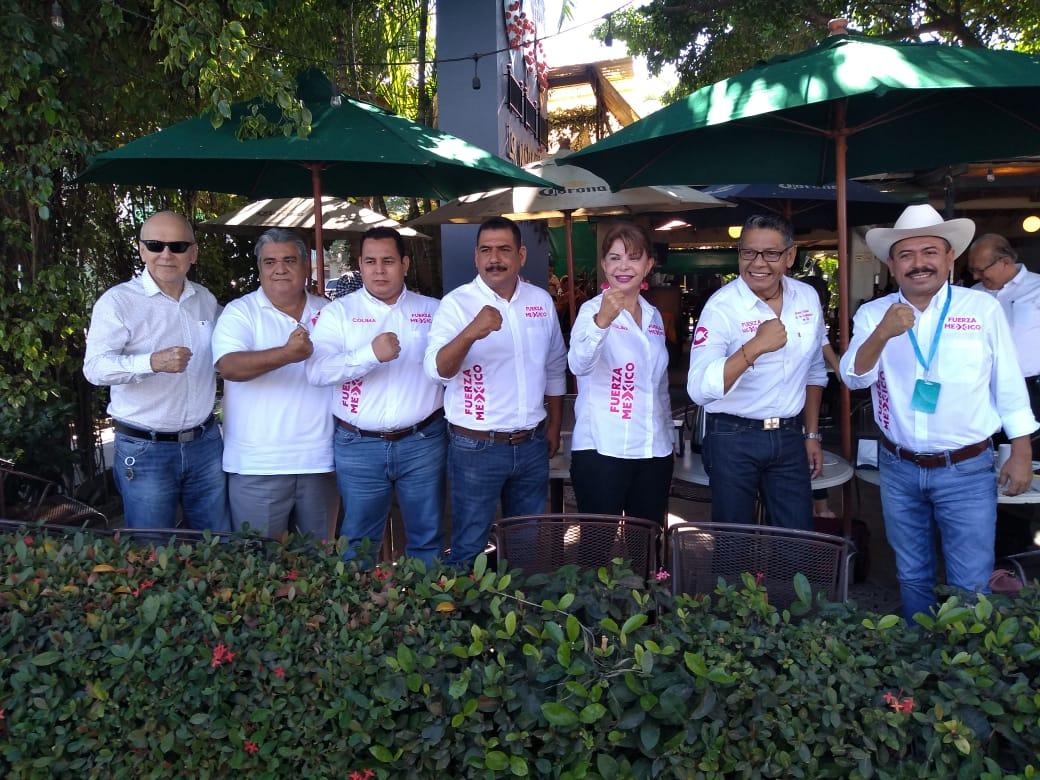 Asegura secretario de Organización de Fuerza por México, que darán la sorpresa en Colima