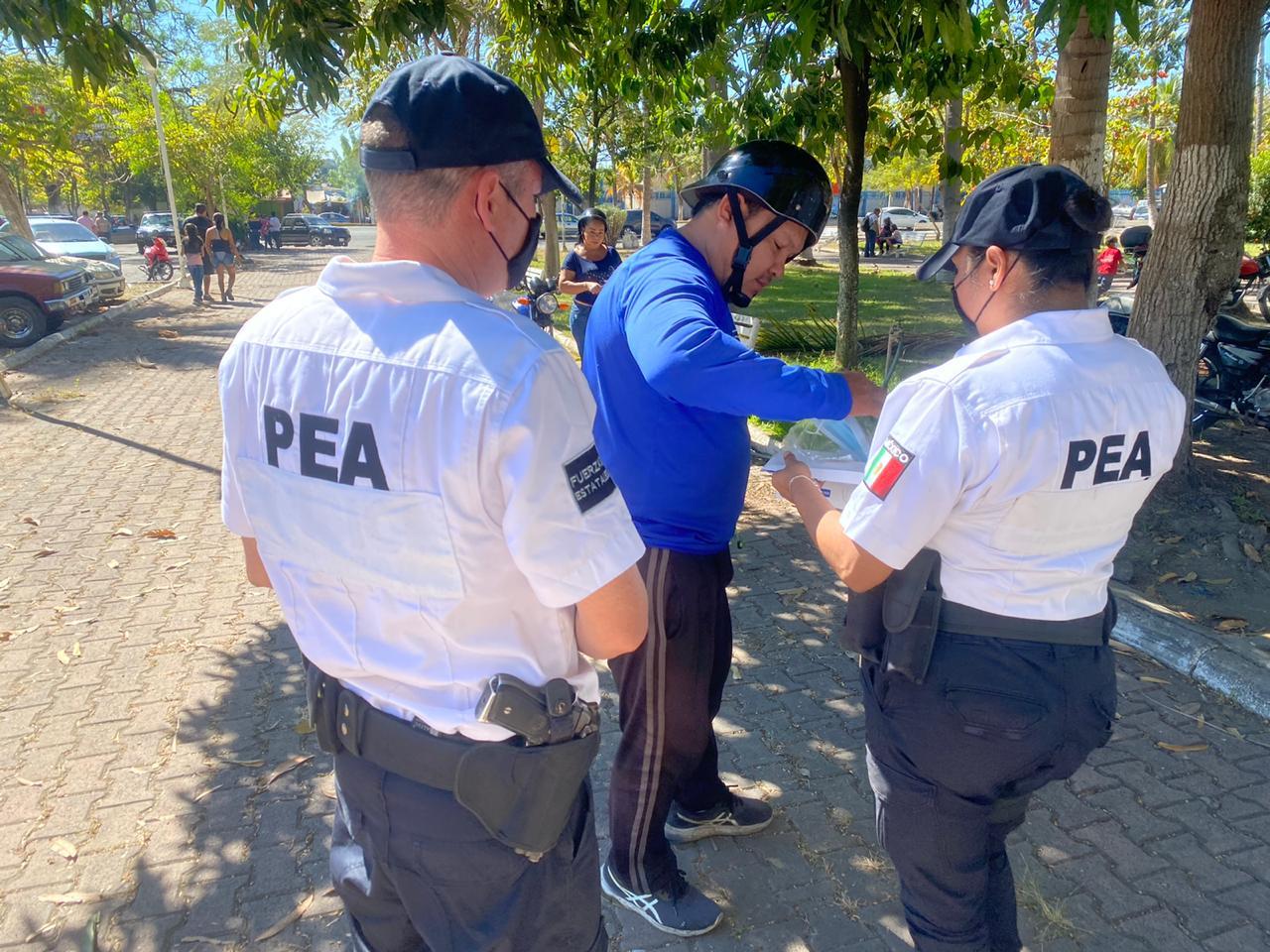 Policía de Proximidad arranca el año con recorridos y patrullajes