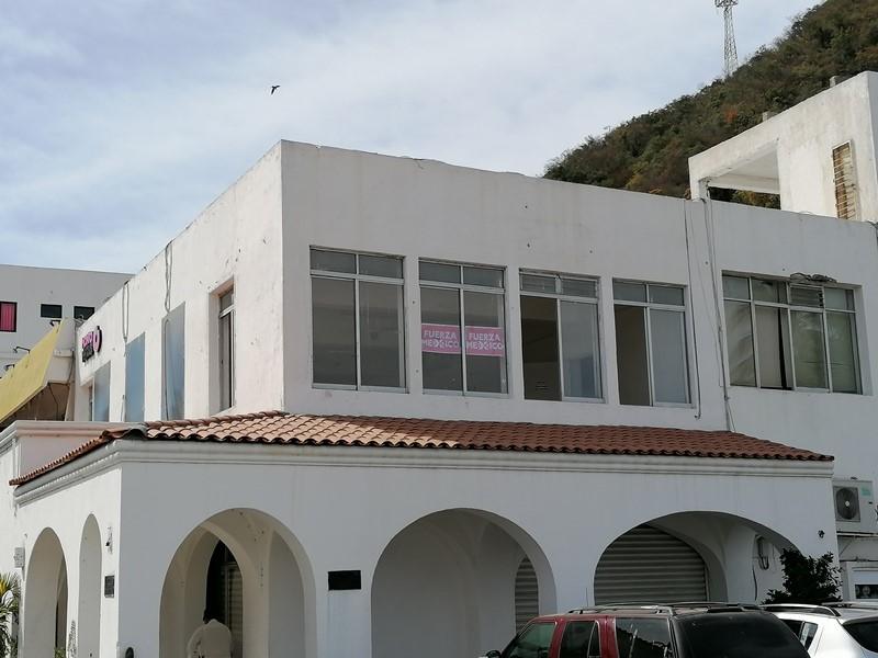 Retiran oficinas de MORENA del centro de Manzanillo
