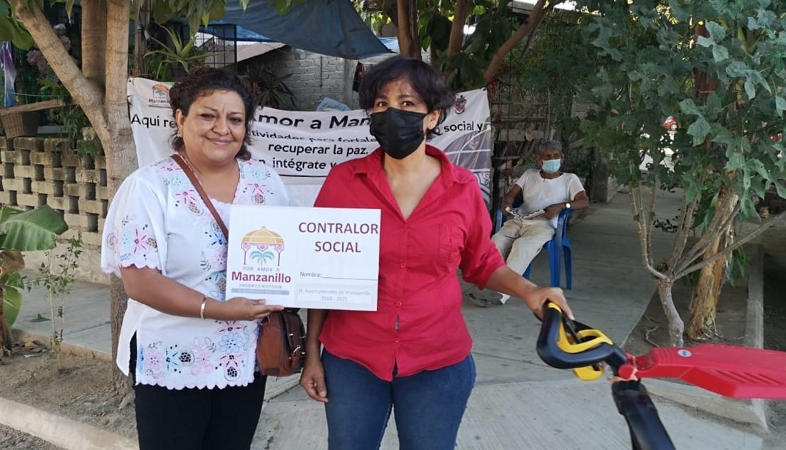 """En marcha programa """"contralor social"""" del Ayuntamiento de Manzanillo"""