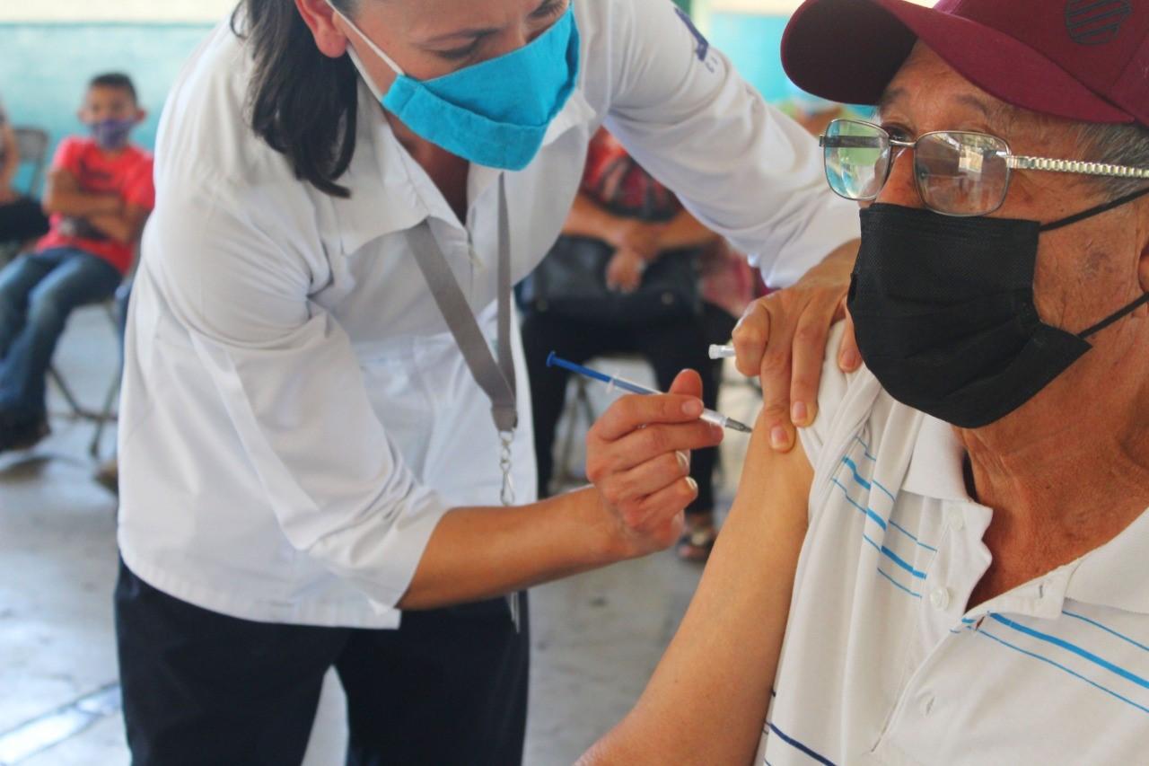 México ha aplicado más de 36 millones de vacunas contra COVID-19