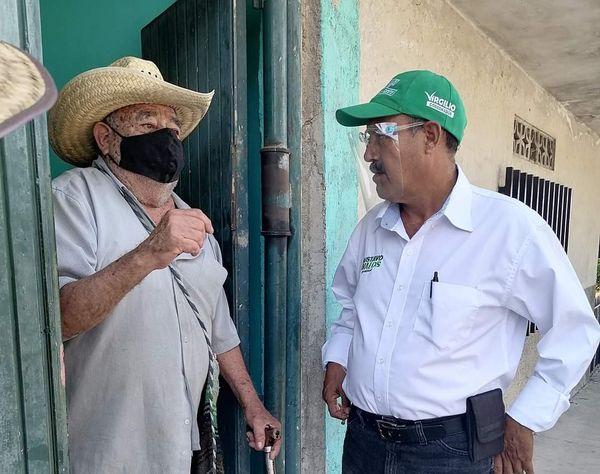 Gobierno de puertas abiertas, ofrece Gustavo Ávalos para Comala