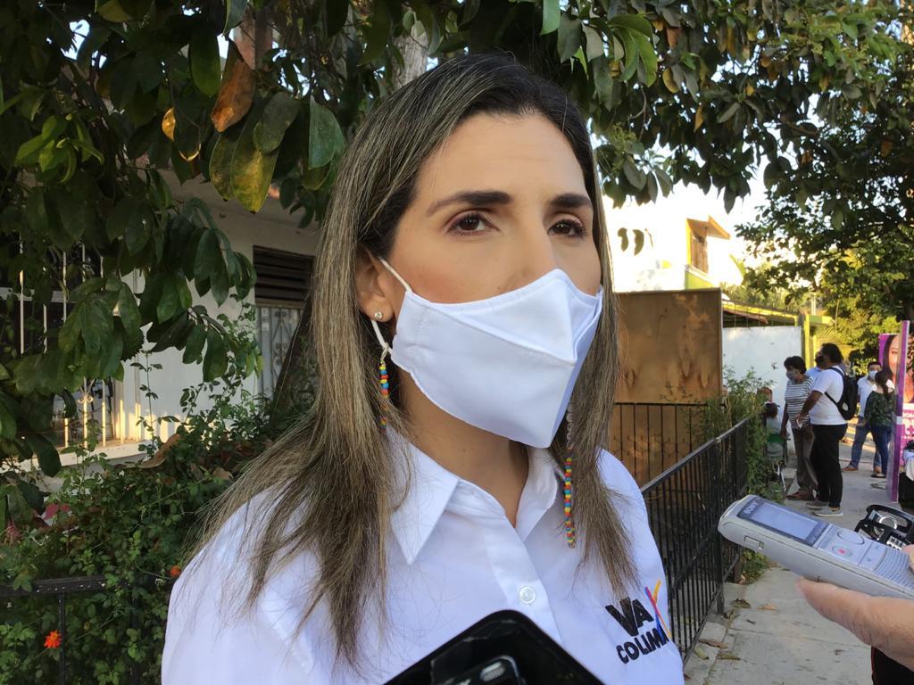 Colima quiere una ciudad limpia y ordenada: Margarita Moreno