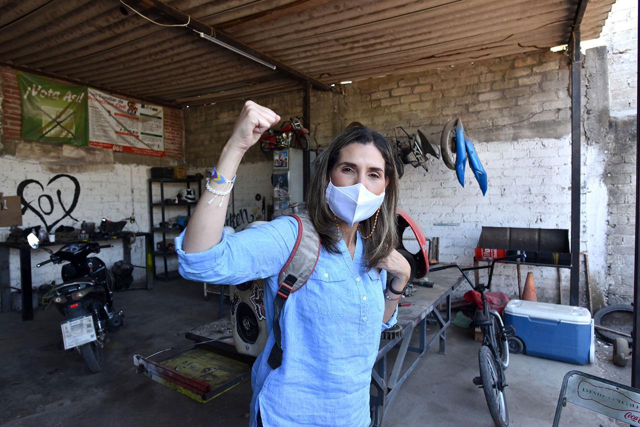 Margarita Moreno ha trabajado y trabajará por la niñez colimense