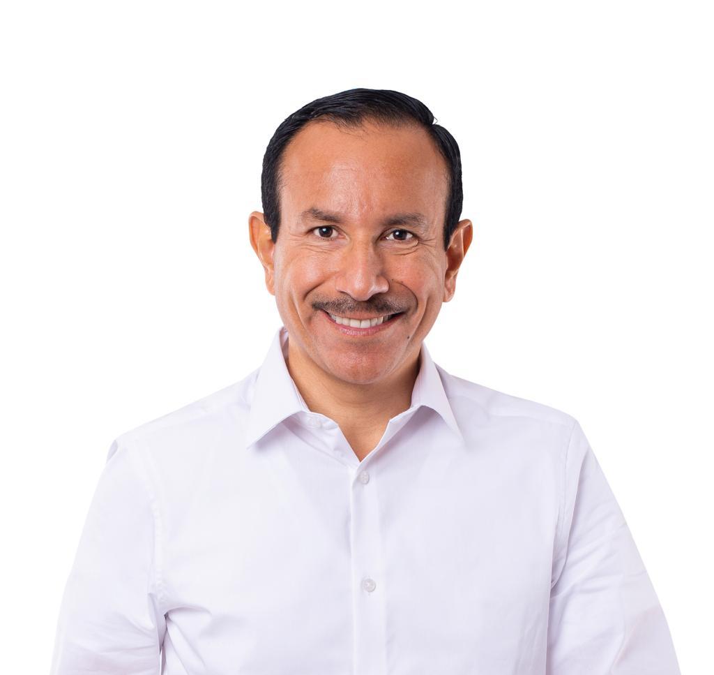 Administraré los recursos públicos con eficiencia y transparencia: Federico Rangel