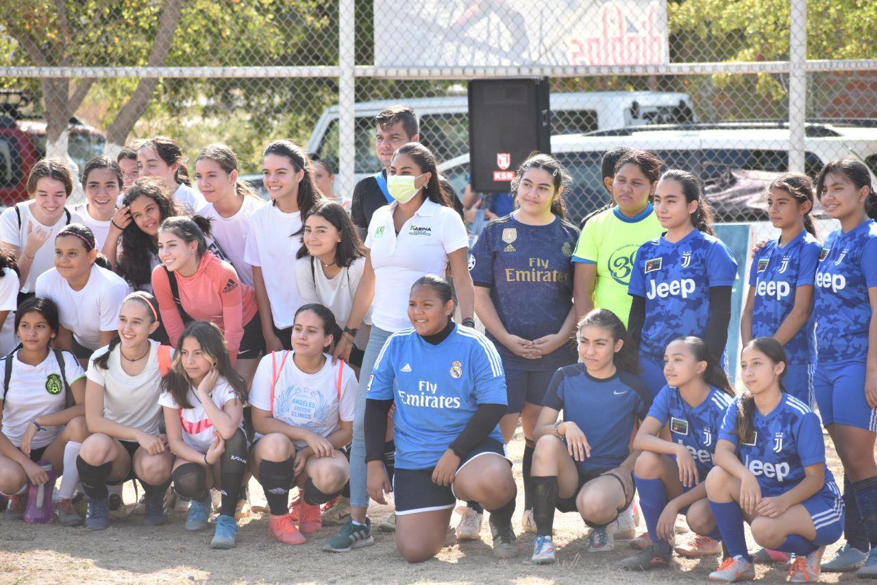 Karina Heredia regresará los torneos deportivos intercolonias en Villa de Álvarez.