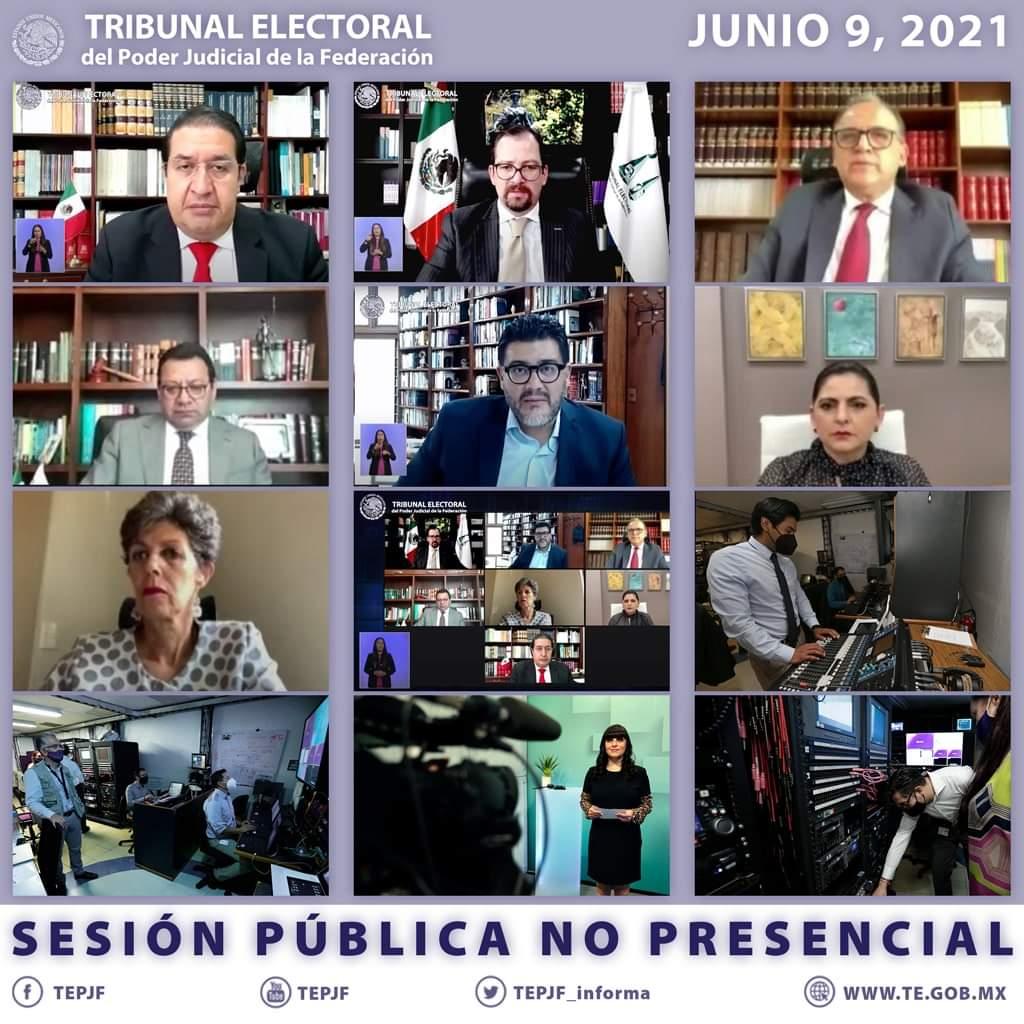 Indira Vizcaíno, candidata al gobierno de Colima, cometió actos anticipados de campaña: TEPJF