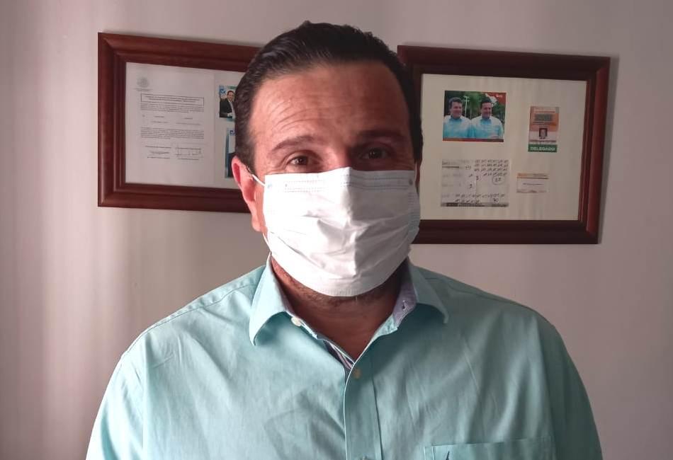Amonestación del TEPJF no afectará el triunfo de Indira Vizcaíno: Javier Pinto