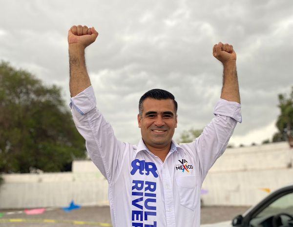 Riult Rivera pide respeto a la decisión ciudadana en la elección de diputado federal del distrito 01