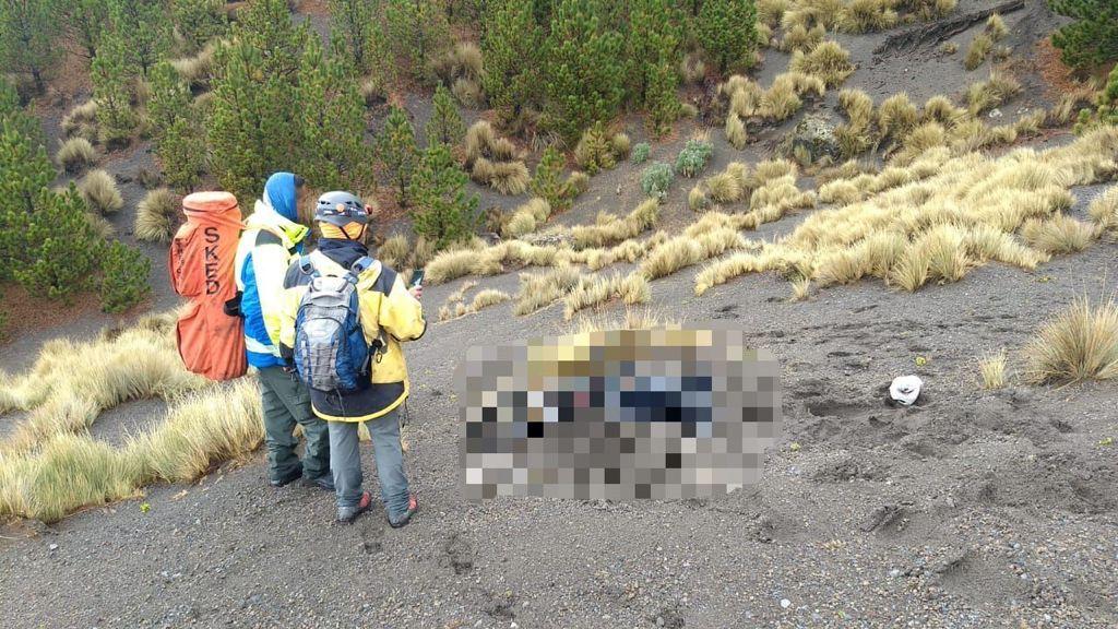 Localizan ciclista desaparecido en el Nevado de Colima, lamentablemente sin vida