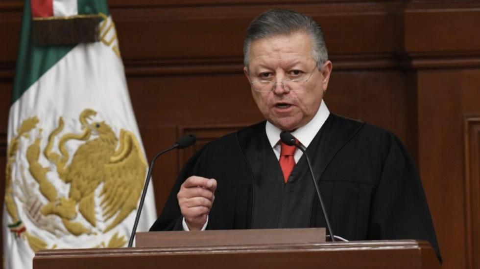 Arturo Zaldívar somete a consulta extraordinaria extensión de su mandato en la Suprema Corte