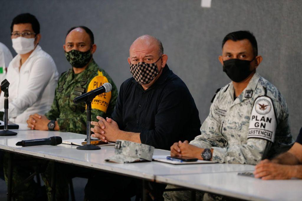 Máxima alerta y coordinación de autoridades ante la TT Dolores