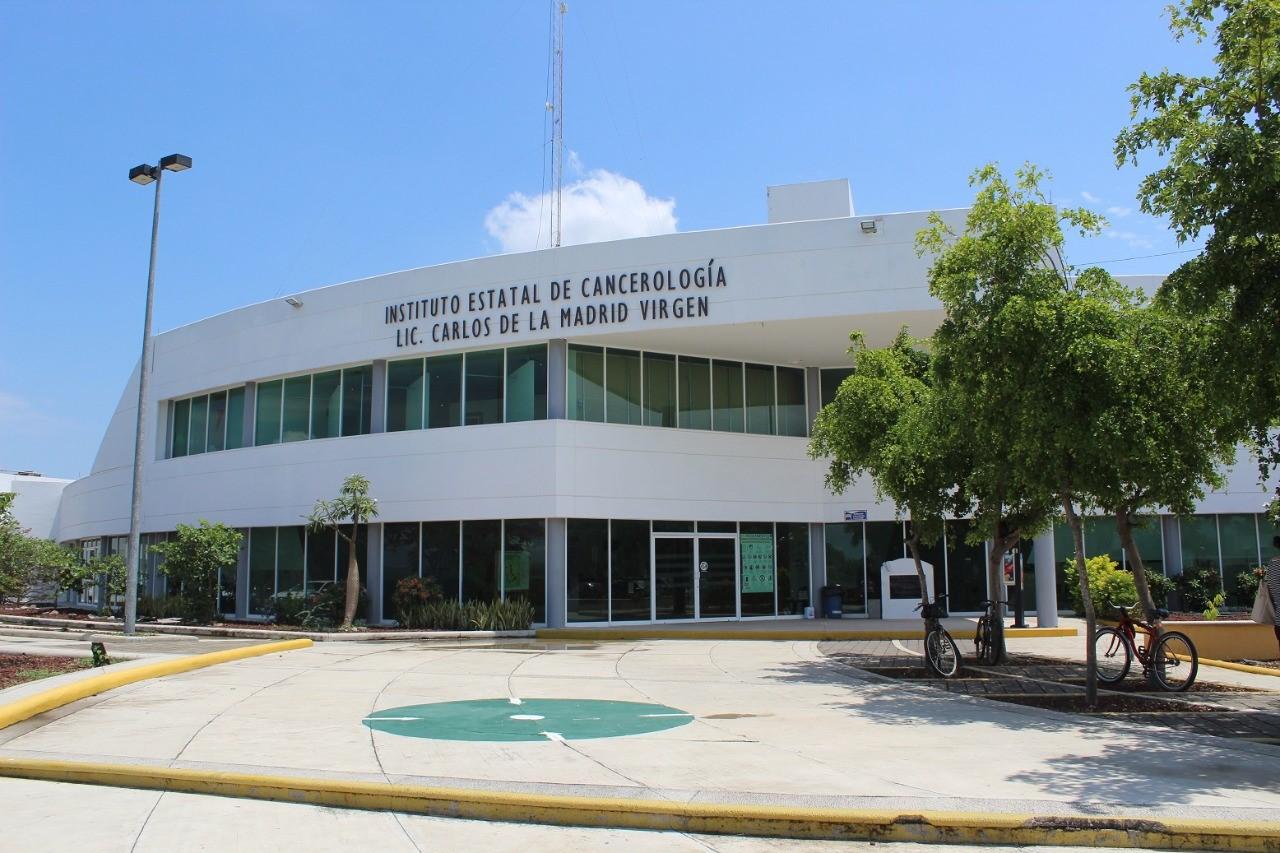 Garantizados la atención y el tratamiento en Instituto Estatal de Cancerología