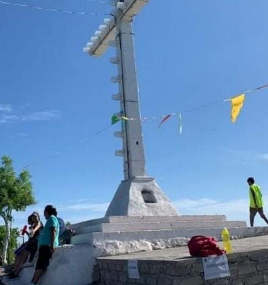 No continuarán obra de la explanada del Cerro de la Cruz de Manzanillo