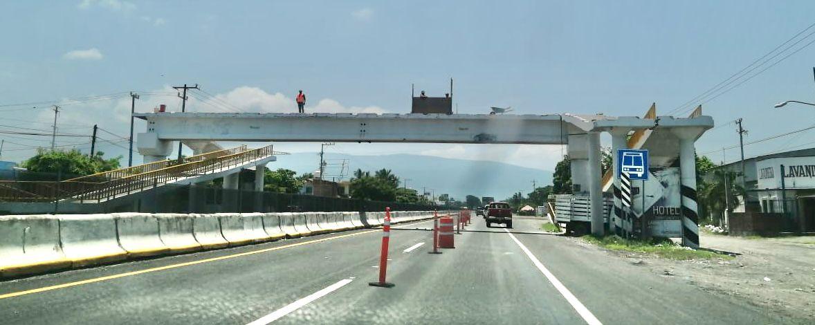 Cerrará por dos horas, la autopista Colima-Manzanillo en el tramo frente a la colonia Bayardo en Tecomán