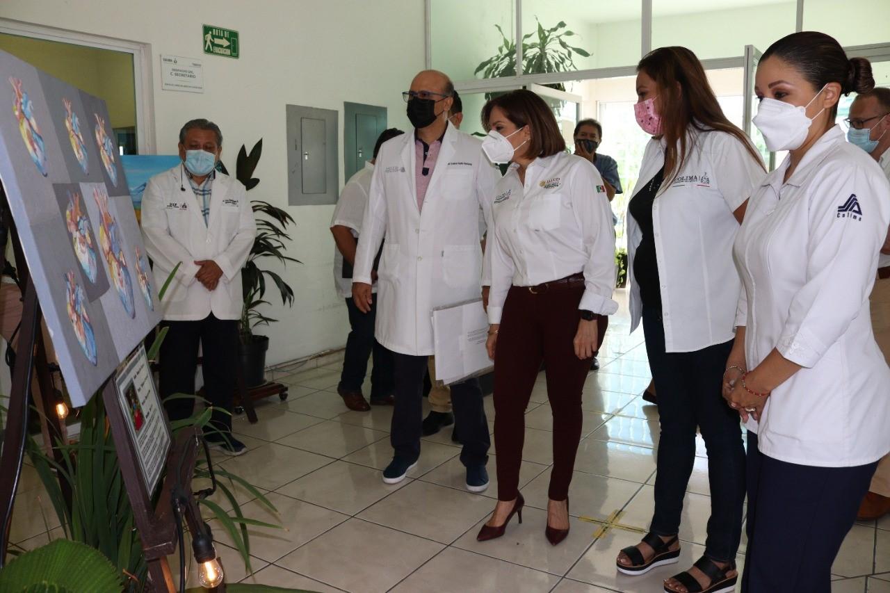 """DIF Estatal inauguró la exposición itinerante """"Héroes y heroínas sin capa»"""