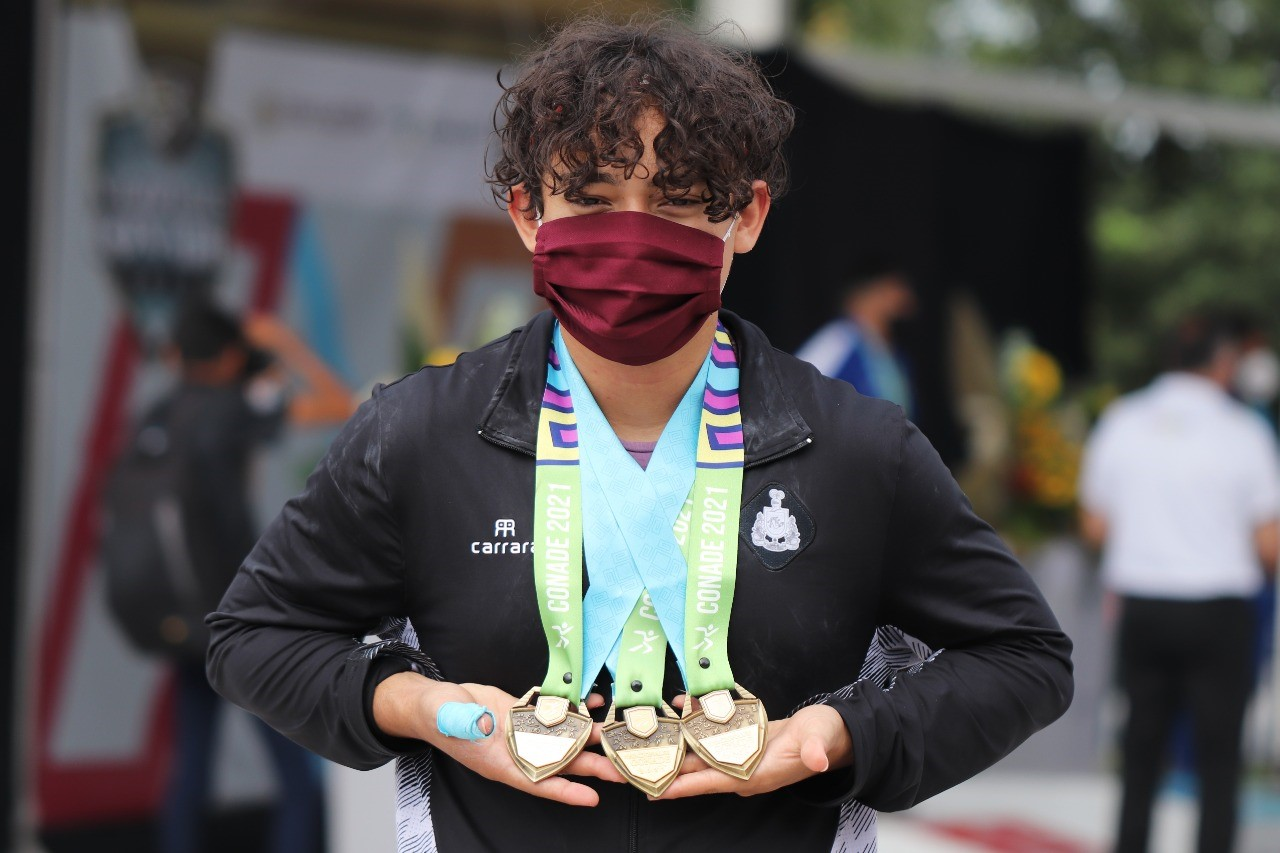 Ignacio Guanche representará a México en Panamericano Juvenil