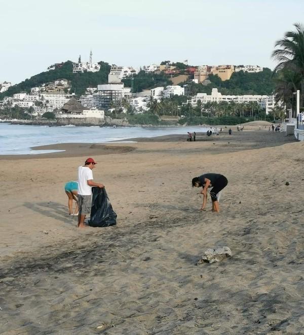 Sociedad civil realizará limpieza de playas