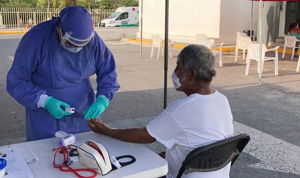 Mueren en Colima 7 de cada 100 personas contagiadas de Covid-19