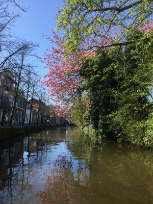 Grachtenvaert Oudewater