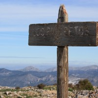 Sierra Nevada, randonnée à Guëjar Sierra