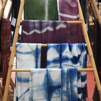 Apprendre à teindre la soie